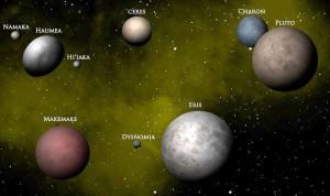 dwergplaneten