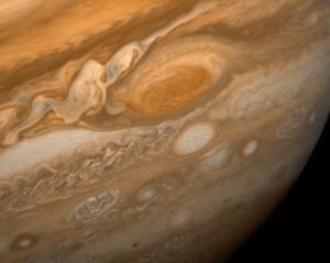 Jupiter - Grote Rode Vlek