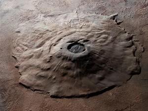 Mars - Olympus Mons