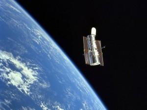 de Hubble Space Telescope