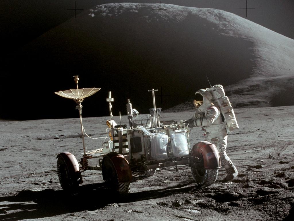 Apollo 15 en James Irwin
