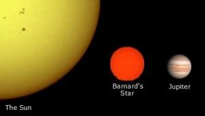 De ster van Barnard